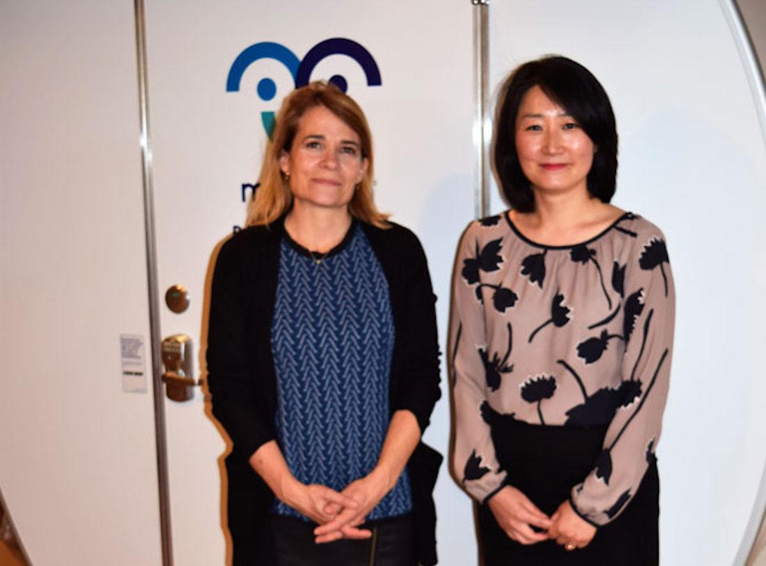 Sascha Mayer and Eun Young Denny.jpg
