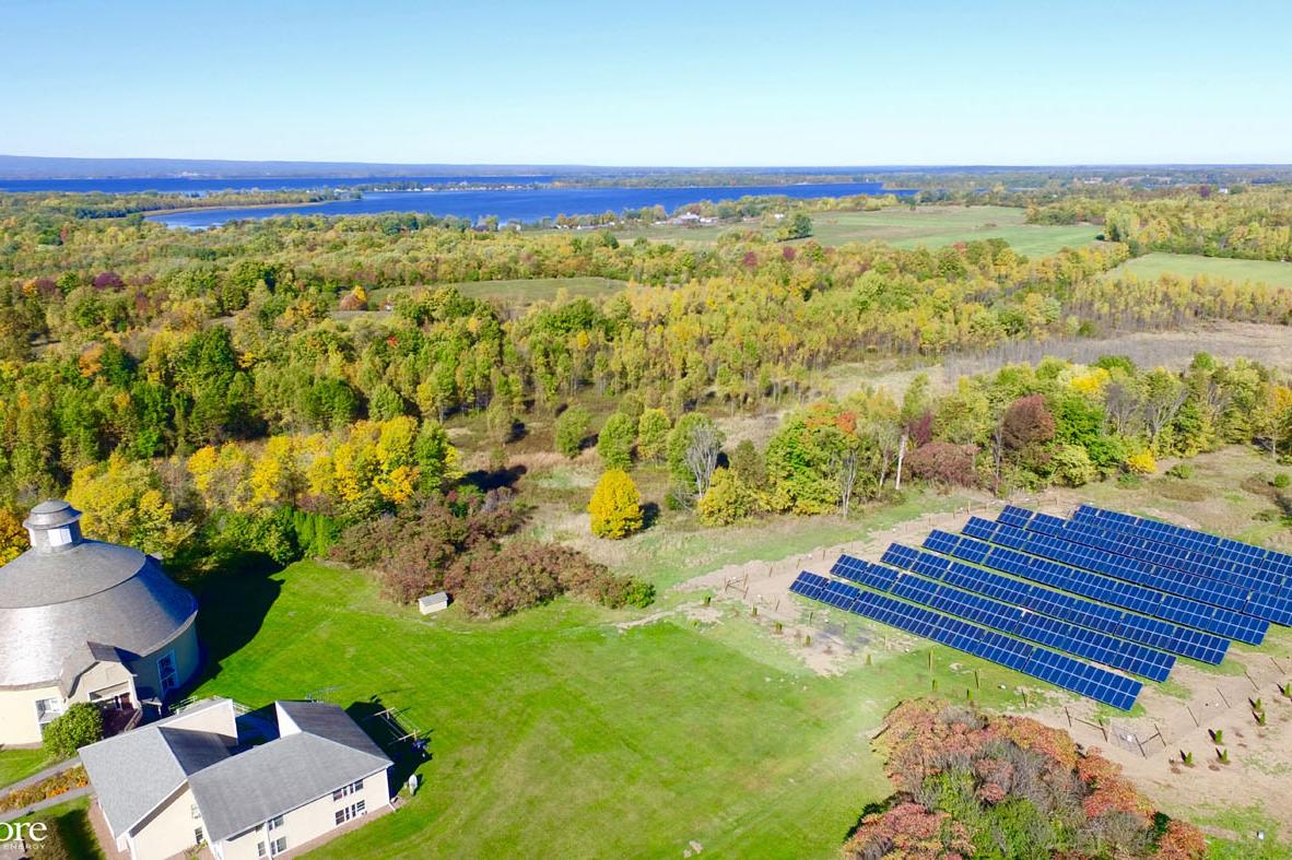 Round Barn Solar